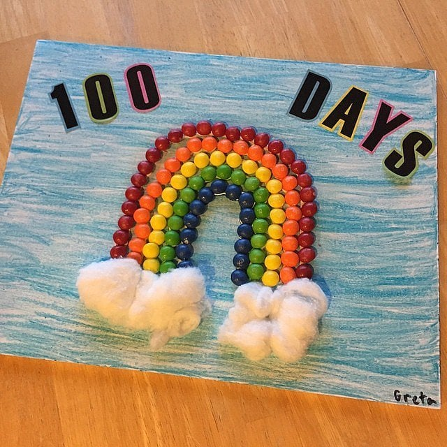 100th Day Of School Project Ideas Popsugar Family