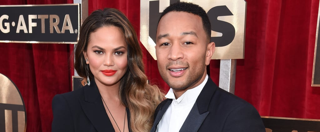 Chrissy Teigen and John Legend's SAG Awards Outing Will Give You the Warm Fuzzies