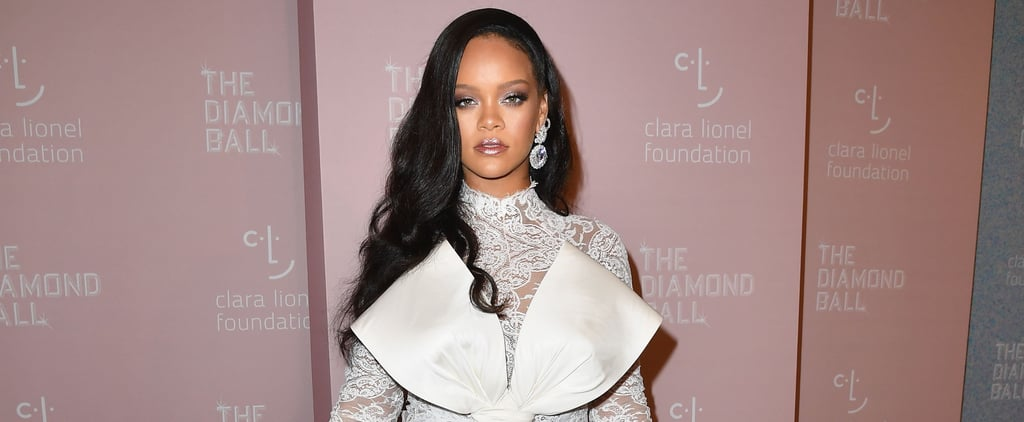 Rihanna's Diamond Ball Outfit 2018