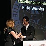 Kate Winslet and Jude Law Pictures