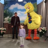 Jimmy Fallon Photobombing Kids With Sesame Street Characters