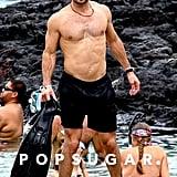 Sam Hunt Shirtless Beach Photos in Hawaii September 2016
