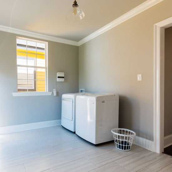 Lowe's Laundry Room Makeover