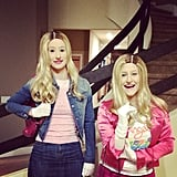 Iggy Azalea as a White Chicks Character