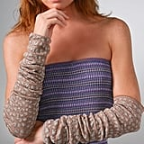 M Missoni Crocodile Intarsia Arm Warmers ($225)