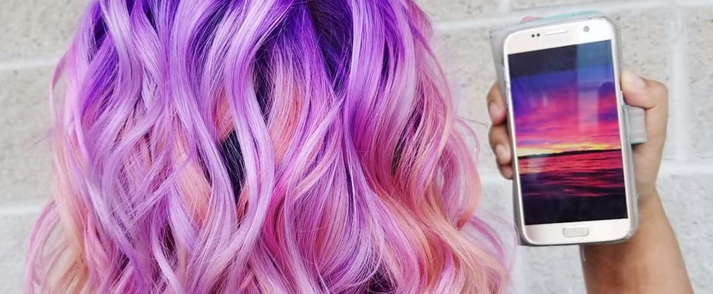 Summer's Hottest Hair Hue Is a Mix of Your 2 Favorite Trends