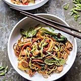 Sweet and Sticky Vegetable Stir-Fry