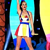 Feb. 1, 2015: Katy's Super Bowl Performance