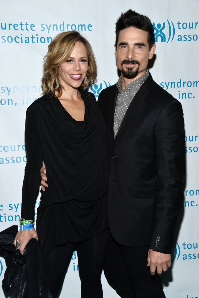 Before He Was a Backstreet Boy, Kevin Richardson Met His Wife at the Happiest Place on Earth