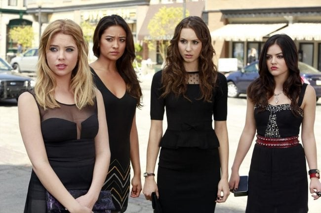 Pretty Little Liars Season Four