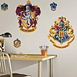 Crest Peel and Stick Giant Wall Decal