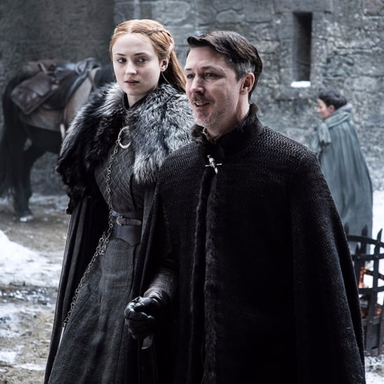 Sophie Turner Calls Out Littlefinger Fan on Twitter