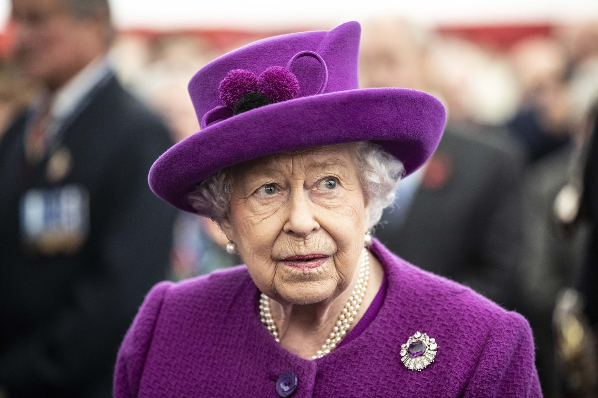 "Queen Elizabeth II Addresses Coronavirus Pandemic in Rare Broadcast: ""Better Days Will Return"""