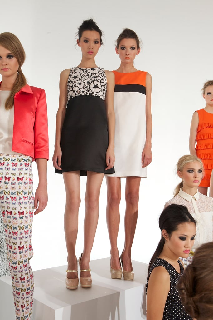 Erin by Erin Fetherston Spring 2012