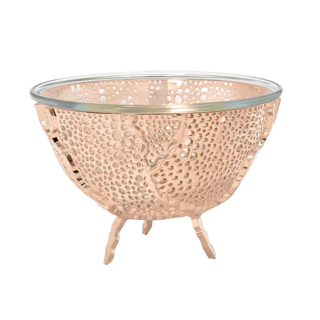 RabLabs Espera Rose Gold Nut Bowl ($225)