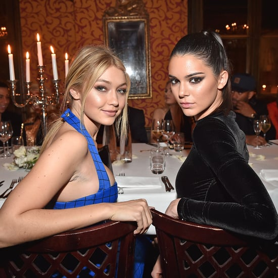 Models Kendall Jenner and Gigi Hadid Are Friends