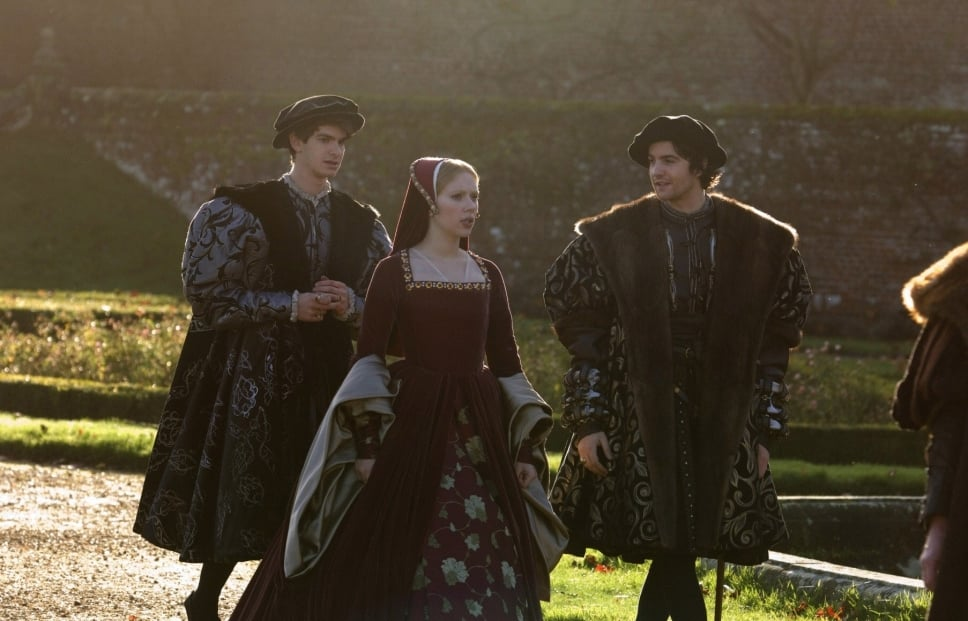 Andrew Garfield, The Other Boleyn Girl