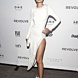 Candice Swanepoel at The Daily Front Row Fashion Media Awards During New York Fashion Week