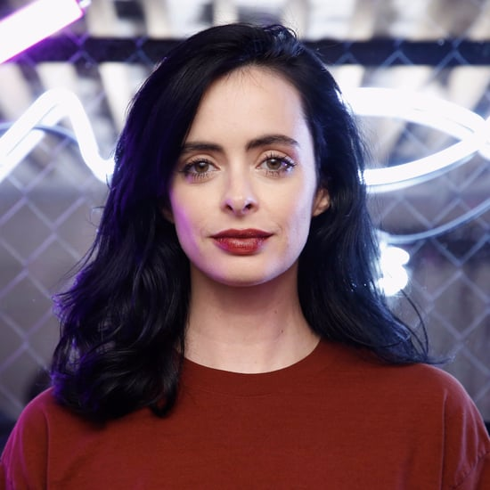 Krysten Ritter Interview on Bonfire, Jessica Jones Nov. 2017