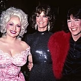 Jane Fonda With Dolly Parton and Lily Tomlin Pictures