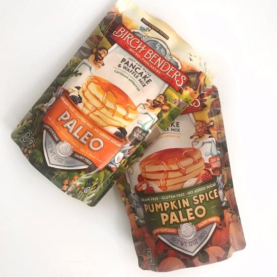 Pumpkin Spice Paleo Pancake Mix