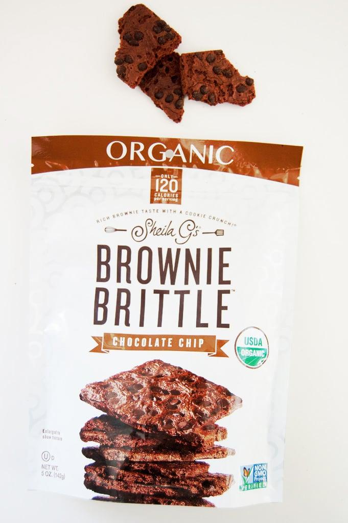 Shiela G's Brownie Brittle in Chocolate Chip