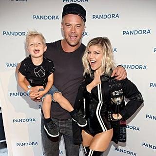 Fergie Talks About Co-Parenting With Josh Duhamel 2018
