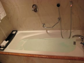 The Kindle Is Great, But Not So Great In the Bathtub