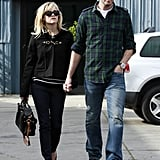 Reese and Jim Spend a Sweet Weekend Together