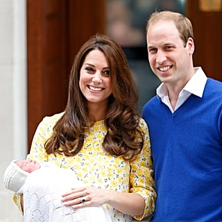 Kate Middleton Leaving Hospital Style
