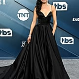 Jenna Lyng Adams at the 2020 SAG Awards