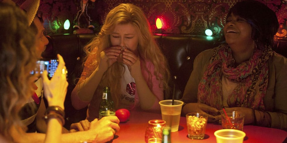 Paradise Trailer: Julianne Hough Gets a Tattoo, Drinks, and Meets Russell Brand