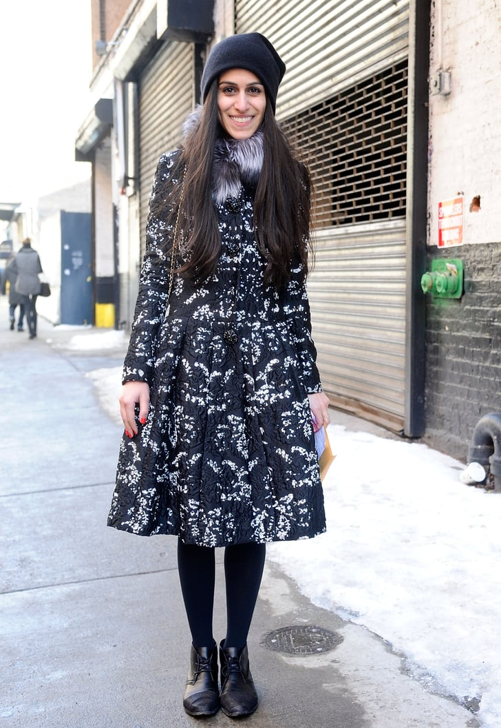 Nyfw Street Style Day 2 150 Nyfw Street Style Looks To Inspire You This Week Popsugar