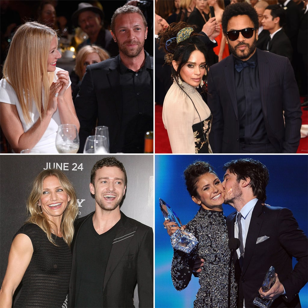 20 Former Couples Who Prove You Can Be Friends With an Ex