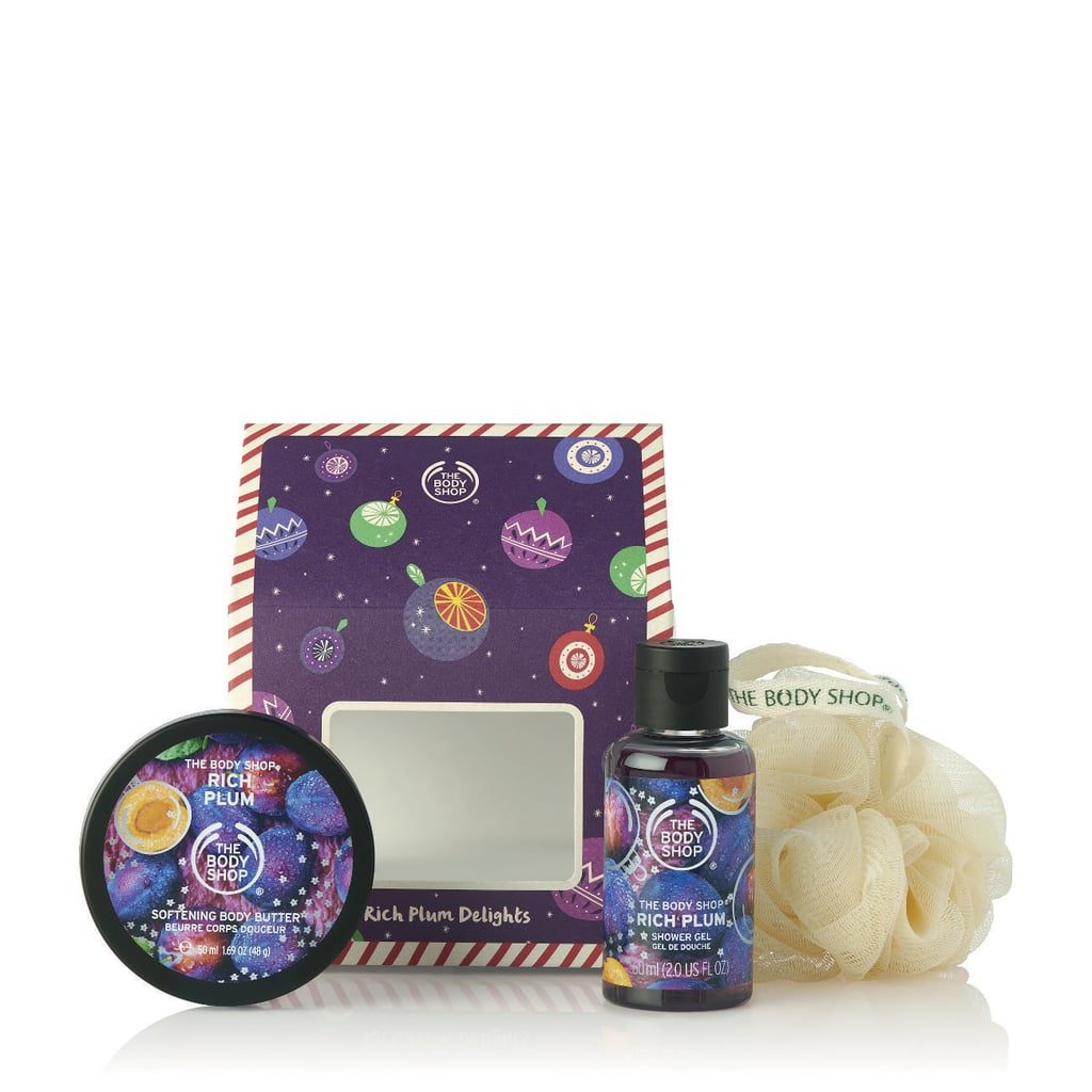Christmas Gift Sets Body Shop.The Body Shop Rich Plum Delights Gift Set The Body Shop