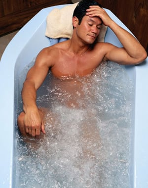 Hot Tubs and Sperm:  What's the Connection?