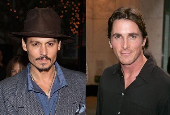 Christian Bale Joins Johnny Depp in Public Enemies Movie