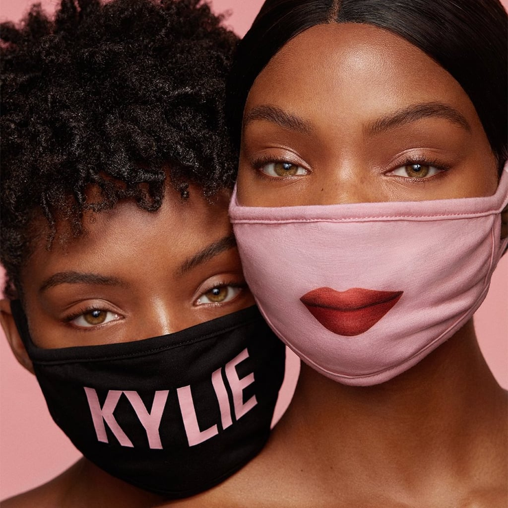 Beauty Brands Selling Cloth Face Mask Coverings