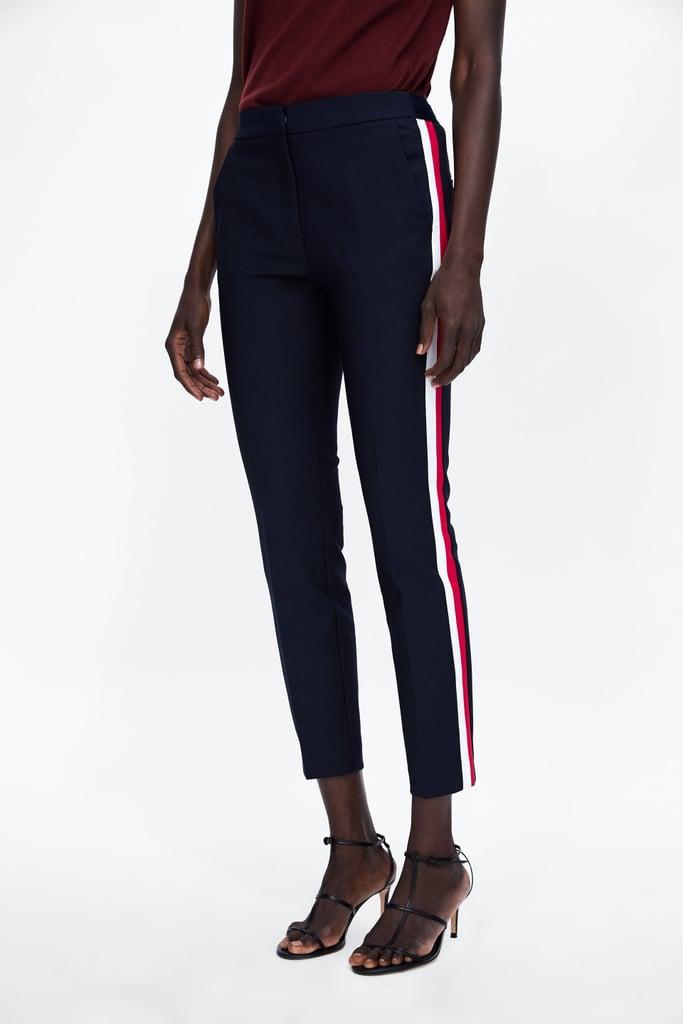 Zara Jogging Pants With Band