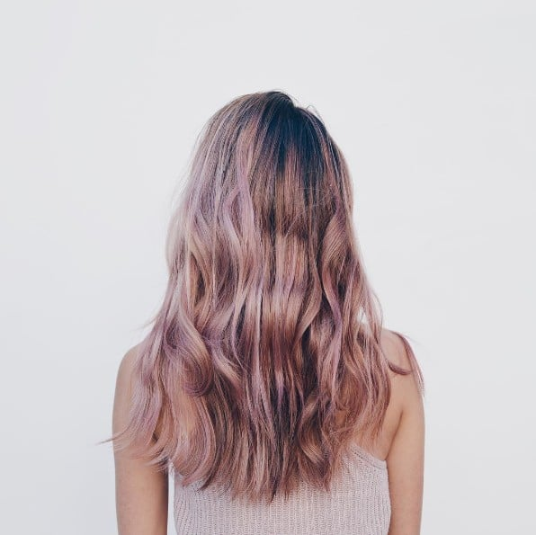 Rainbow Hair Color Ideas For Brunettes From Instagram | POPSUGAR Beauty