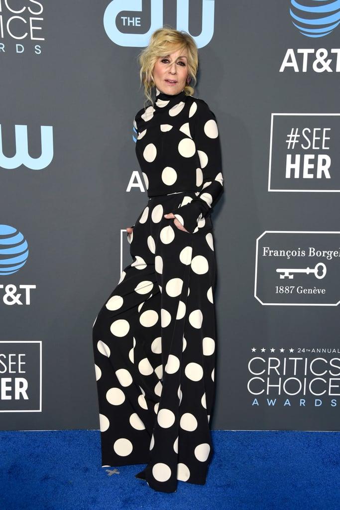 Judith Light at the 2019 Critics' Choice Awards