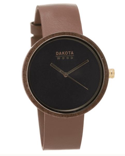 Dakota Wood Men's Watch