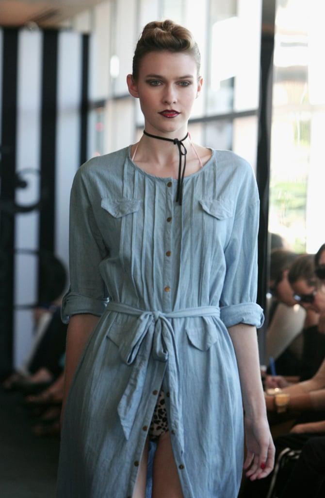 Rosemount Australia Fashion Week: Anna & Boy Spring 2010