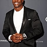 Terry Crews: July 30
