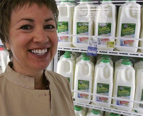 Kroger Selling Cholesterol Reducing Milk