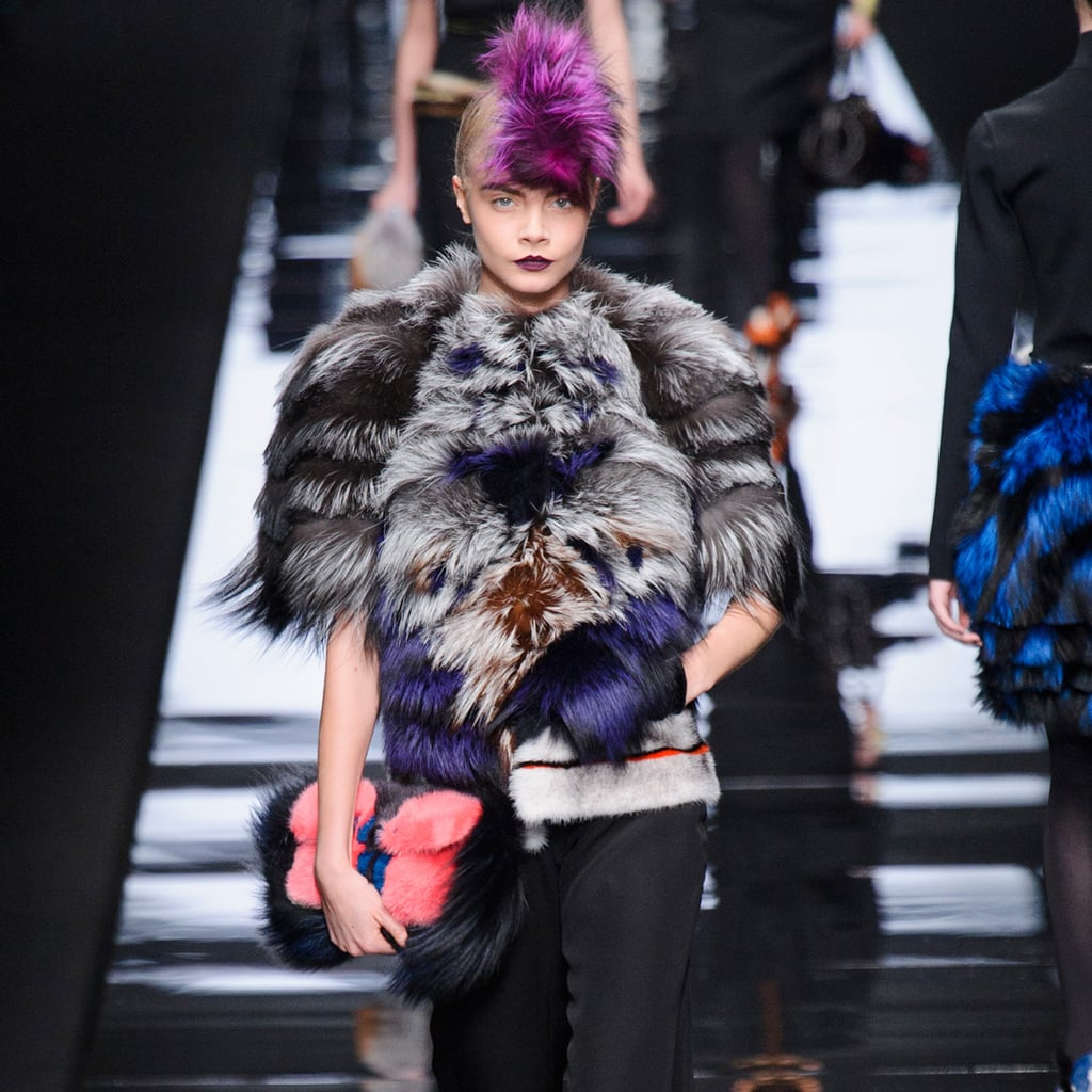 Fendi Review | Fashion Week Fall 2013