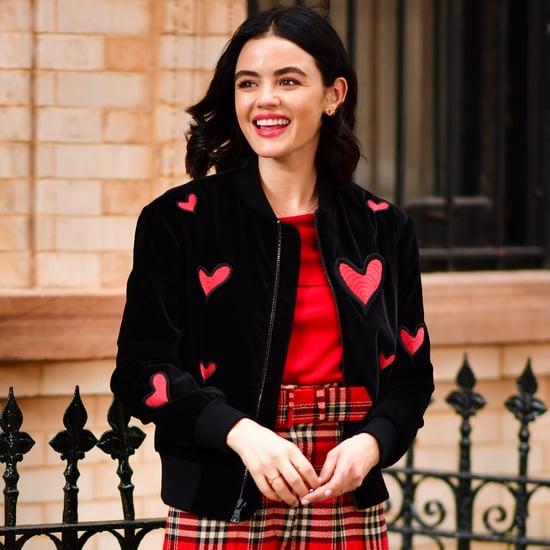 Lucy Hale's Style on Katy Keene