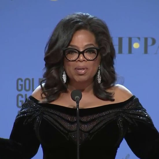 Oprah's Press Room Speech at the 2018 Golden Globes