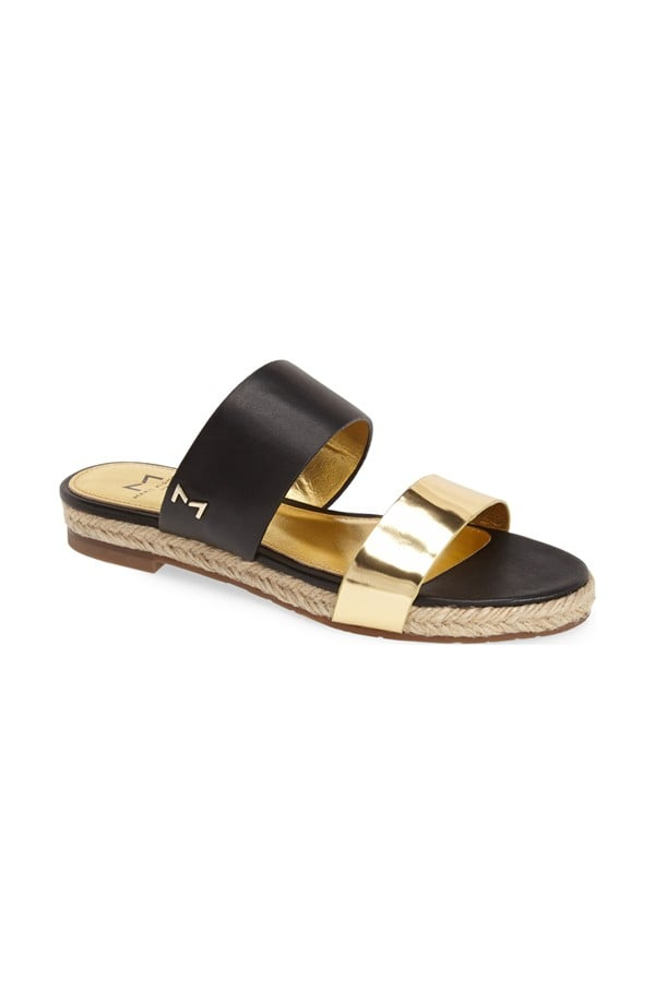 Marc Fisher Double Band Espadrille Sandal