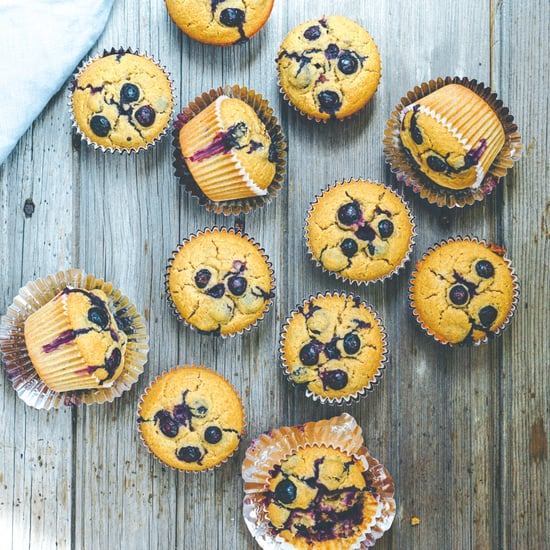 Trick For Better Blueberry Muffins